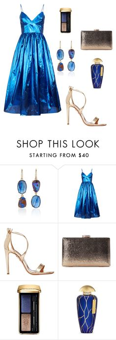 """Untitled #1248"" by mokeefe425 ❤ liked on Polyvore featuring Lauren K, Malene Oddershede Bach, Aquazzura, Guerlain and The Merchant Of Venice"