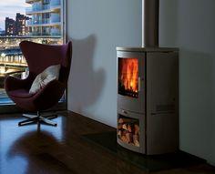 godin wood burning stove, avalon wood stove, barrel wood stove, buck wood stove