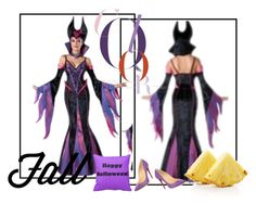 """""""Happy Halloween"""" by chenzoe ❤ liked on Polyvore featuring Christian Louboutin"""