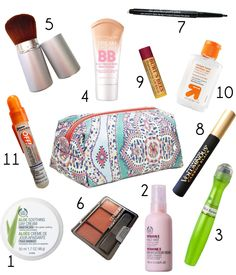 WhatToPack-Cosmetics