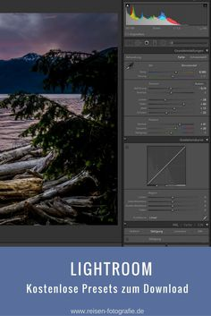 Kostenlose Lightroom Vorgaben Download | Lightroom Presets