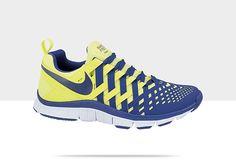 Nike Free Trainer 5.0 (Volt/Hyper Blue-White)