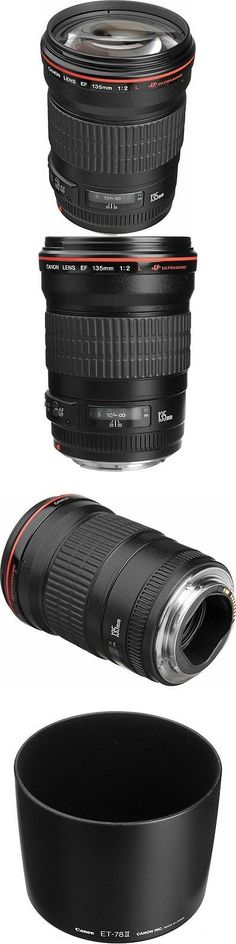 photo and video: Canon Ef 135Mm F 2L Usm Lens For Dslr Cameras -> BUY IT NOW ONLY: $909.99 on eBay!