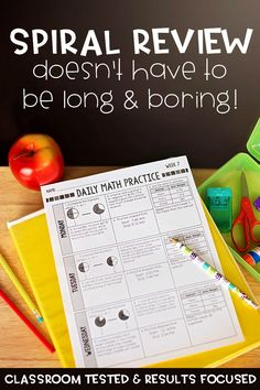 Tired of watching students struggle with math concepts you taught at the beginning of the year as testing approaches? With so many  standards, it can be hard for students to master them all, but it doesn't have to be that way. Place value, word problems, patterns, fractions, & more are all practiced with this spiraled activity that will take just 10-15 minutes per day. By focusing on 5 key skills each week, students  build skills & confidence. Find out more and try it now for free. Grades…