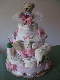 MaCheRobe: torta di pannolini