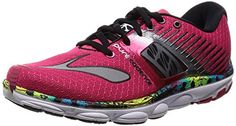 Brooks Womens PureCadence 4 Virtual PinkBlack 6 B * You can get additional details at the image link.