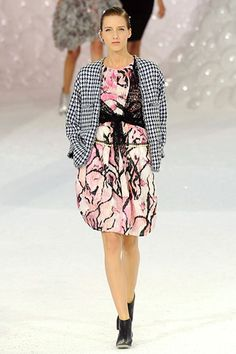Chanel Spring 2012 Ready to Wear
