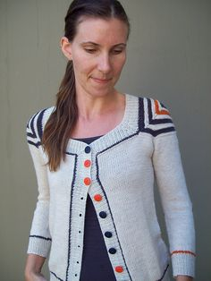 Ravelry: Project Gallery for amande cardigan pattern by atelier alfa