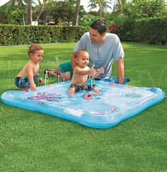 The Li'l Squirt Baby Pool is perfect for little ones not quite ready for a bigger poo! Great fun for your Baby! Best for baby to be sitting up well. As always, never leave your baby unattended! My Baby Girl, Baby Kind, Our Baby, Baby Girls, Everything Baby, Cool Baby Stuff, Kid Stuff, Baby Fever, Future Baby
