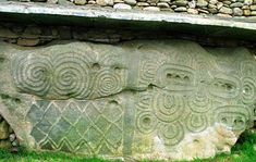 The mysterious symbols on ancient Irish tombs have captivated people's imaginations for hundreds of years.