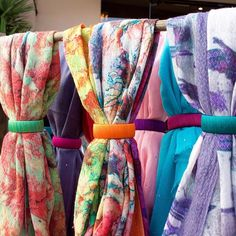 This cool weather is the perfect excuse to wear one of our beautiful shawls…