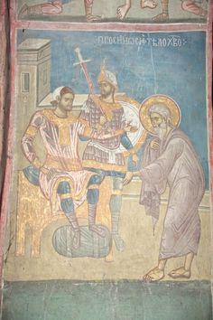 BLAGO   BLAGO : Decani : 58 Joseph Seeking the Body of Christ