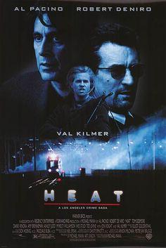 Heat.  Michael Mann's best movie.