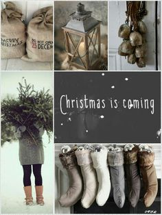 Christmas is coming | Anke Mosselman