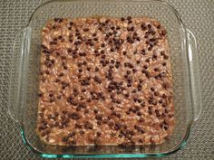 life as a Losey: Homemade Chewy Granola Bars