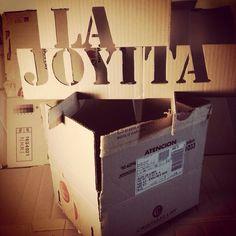 Foto para afiche La Joyita Cartonera