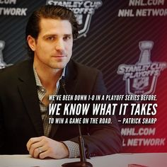 """We know what it takes..."" #Blackhawks #OneGoal"