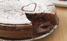 Gateau moelleux au chocolat  #moelleux #moelleuxchocolat #recetterapide #chocolat Chiffon Cake, Sweet Cakes, Cheesecakes, Nutella, Biscuits, Baking, Dinner, Plus Jamais, Perception