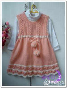 Obras Creciente - Pink Princess (dulces chaleco de la princesa, falda)