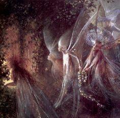 Gli Arcani Supremi (Vox clamantis in deserto - Gothian): Fairytales. Fairies and angels