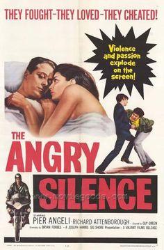 """""""Zorniges Schweigen"""" (The Angry Silence, 1959): Richard Attenborough, Mitbegründer der Produktionsfirma Beaver Films, ist als Schauspieler in diesem Arbeiterdrama, dem erstem Film der neuen Gesellschaft, erfolgreich. Mehr auf: http://www.nachrichten.at/nachrichten/kultur/Richard-Attenborough-mit-90-gestorben;art16,1479196 (Bild: Verleih)"""