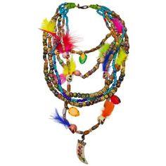 Erickson Beamon Black Magic Necklace