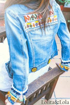 cubrebotas boho chic denim capazo strawbag moda Boot cuffs fashion accessories alaolita&Lola: prendas