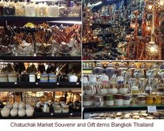 cheap souvenirs and gift items at chatuchak market bangkok