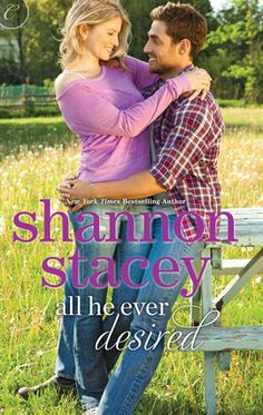 The Meandering Reader: All He Ever Desired by Shannon Stacey