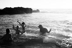 beach Kids on Behance