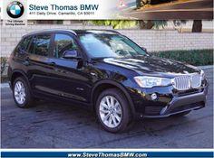 2017 #BMW #X3 #sDrive28i #SAV. Stock Number: 17671