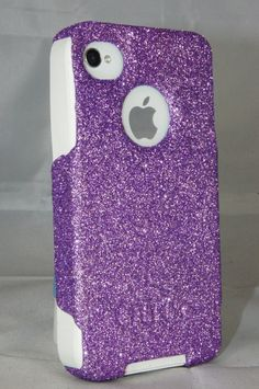 iPhone 4/4S Otterbox Glitter Cute Sparkly Case Commuter by 1WinR, $44.99