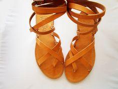 Sandals women, Leather sandals, Greek sandals, Leather sandals women, Leather sandals greece by GreeksandalsPenelope on Etsy Greek Sandals, Gold Sandals, Gladiator Sandals, Leather Sandals, Beach Wedding Sandals, Bridal Sandals, Real Leather, Brown Leather, Shops