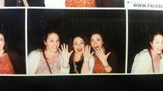 #GNWS2015 getting giddy for our weddings in the photobooth #sisters #cousins
