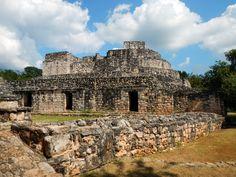 Ek Balam, Yucatan, Mexico.