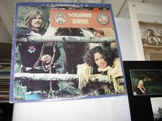 Carole King - Welcome Home, Lp mint Insert