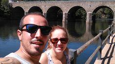 Andrea y Juanfran nos mandan este #Tourself desde Pinofranqueado, en la comarca de Las Hurdes.