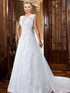 Gardênia 30 - frente #coleçãogardenia #vestidosdenoiva #noiva #weddingdress #bride #bridal #casamento #modanoiva