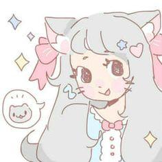 Cute Art Styles, Cartoon Art Styles, Kawaii Drawings, Cute Drawings, Aesthetic Art, Aesthetic Anime, Character Art, Character Design, Dibujos Cute