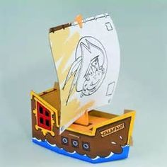 pirate ship cardboard image search results