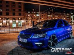Tuning Skoda Octavia RS from Kyiv, Ukraine Audi A1, Honda Cr, Car Photos, Ukraine, Volkswagen, Neon Quotes, Garage, Sport Cars, Sports