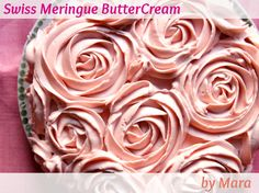 How to make a Swiss Meringue Buttercream icing recipe for Thermomix. Includes tips from an experienced Thermomix fan. Swiss Meringue Buttercream, Buttercream Recipe, Icing Recipe, Frosting Recipes, Cake Recipes, Wrap Recipes, Sweet Recipes, Baking Recipes, Bellini Recipe