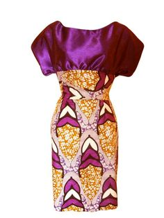 african+dresses | African Fashion - Vintage and Tribal Style Dresses and Clothing with ...