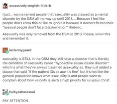 Asexual definition sexuality and depression