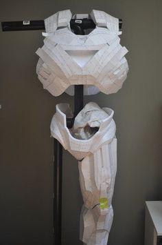 Crea tu propia Armadura Ironman Mk6 - Identi