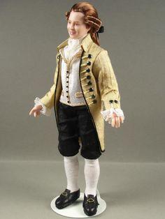 Terri Davis doll