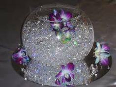 Blue Dendrobium Orchid Wedding Theme