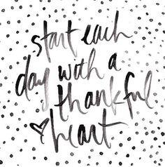 Thankful ❤️