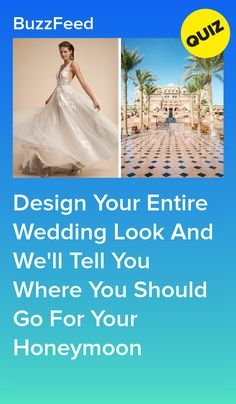 660a7b1ba41e Design Your Entire Wedding Look And We ll Tell You Where You Should Go For