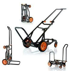 Krane 500 Convertible Platform - High quality hand trucks for the lowest price! Look no further top notch hand trucks. Cool Tools, Diy Tools, Utility Cart, Survival Mode, Tools And Equipment, Photography Projects, Diy Videos, Blacksmithing, Metal Working